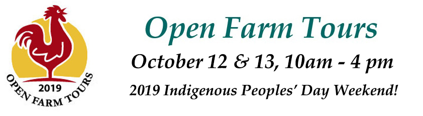 Open Farm Tours