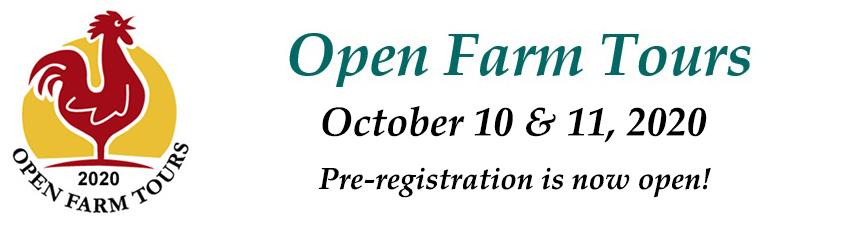 Open Farm Tours